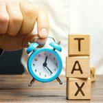 Voorlopige belasting – in 'n neutedop